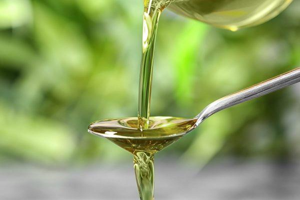 Stiskanje konopljinega olja