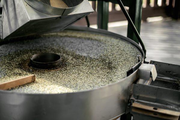 Luščenje konopljinih semen